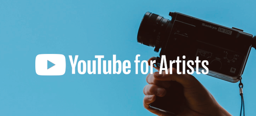 YouTube: Canal Oficial de Artista (Official Artist Channel)