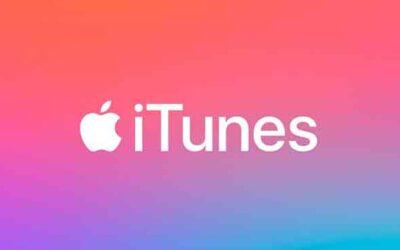 Cómo convertir mis canciones con iTunes (Música)