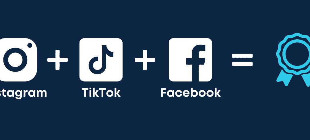 ¿Cómo certificar tu cuenta de Instagram, Tiktok y Facebook?