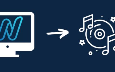 Distribuye tu música en plataformas digitales con Wiseband